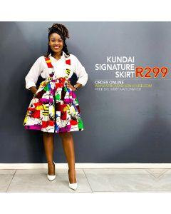 Kundai Signature Skirt