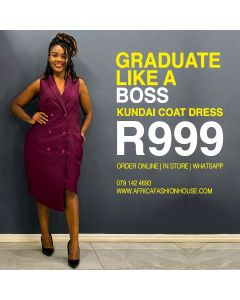 Kundai Coat Dress