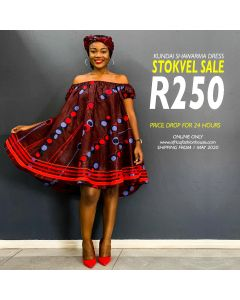 Kundai Shawarma Dress