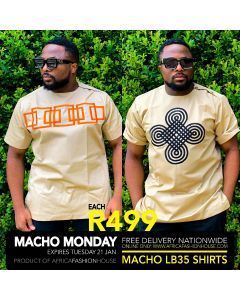 Macho LB35 Shirt