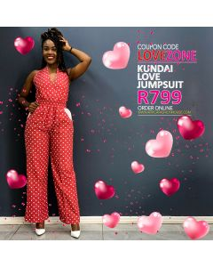 Kundai Love Jumpsuit