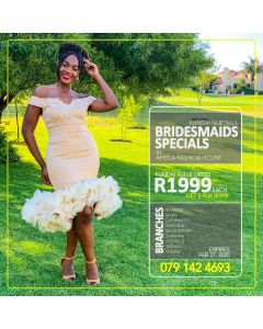 Kundai Tulle Dress