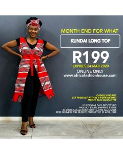 Kundai Long Top