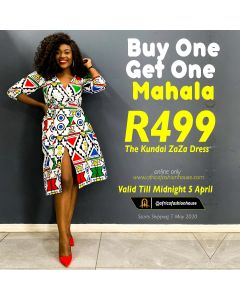 Kundai Zaza Dress