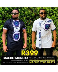 Macho Star Shirt