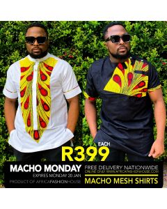Macho Mesh Shirt