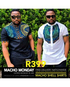 Macho Shell Shirt