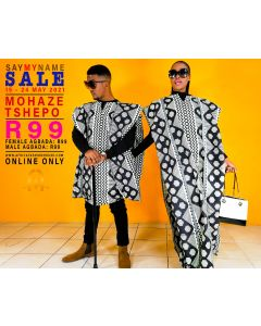 Mohaze Tshepo Male Only