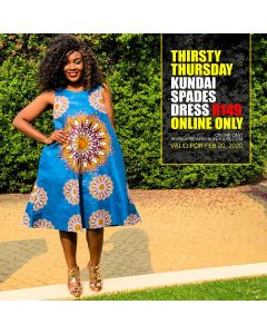 Kundai Spades Dress
