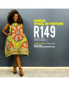 Kundai Wheel of Fortune